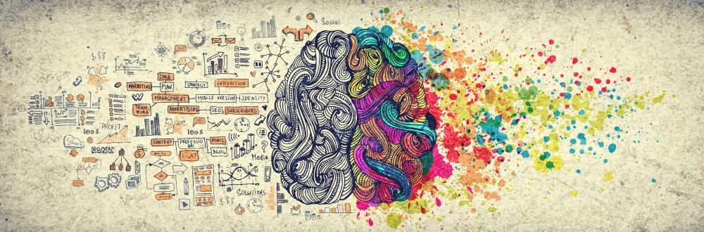 Foco, intuição, administração do stress e criatividade