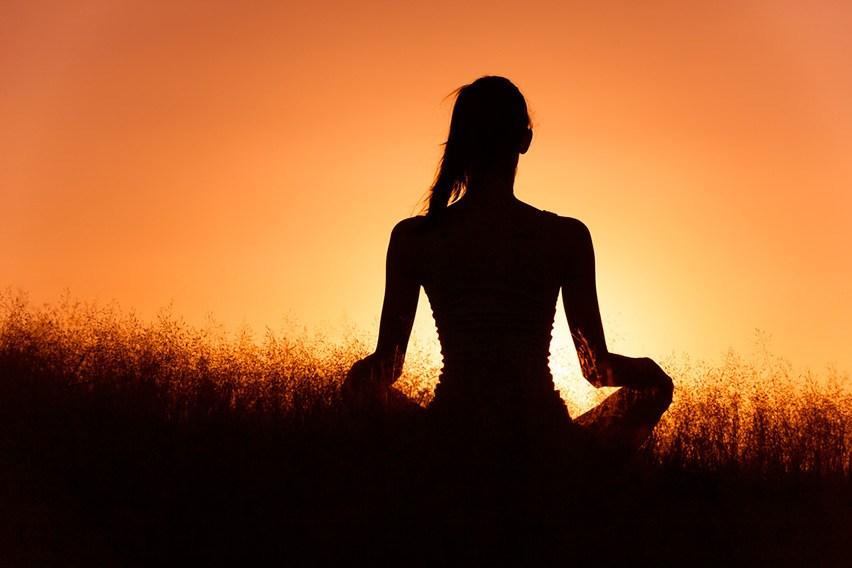 Primeiros passos da meditação