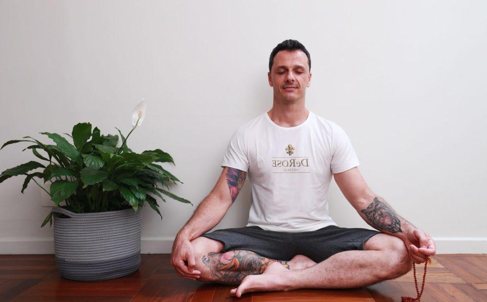 Rafael Kiss Meditação