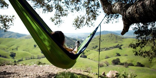 Descontrair e descansar o corpo